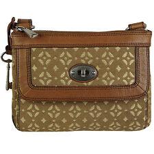 FOSSIL Handtasche Schultertasche Damentasche Umhängetasche MARLOW SIG TOP ZIP