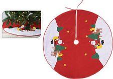 X Large Christmas Tree Skirt Felt Christmas Tree Base Cover Christmas Decoration