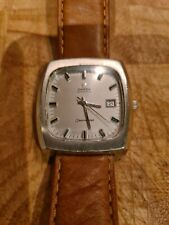 Omega Seamaster Automatic 36mm Jumbo Square TV dial Mens Vintage 1970s watch