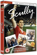 SCULLY the complete series. 2 discs. Andrew Schofield. New sealed DVD.