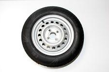 Komplettrad 145/80R13 78N 4x100, 145 80 R 13 PKW Anhänger Rad Felge 4Jx13 Reifen