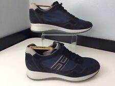 Hogan Mens Trainers, Sneakers, Uk 6 Eu40 Blue, Immaculate