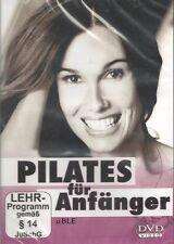 DVD + Pilates für Anfänger + Übungen + Atemtechnik + Indoor + Outdoor +