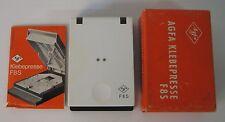 agfa f8s type 5256 klebepresse , nuovo con scatola