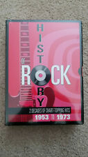 History of Rock Box [Box] by Various Artists (CD, 2008, 10 Discs, Collectable)