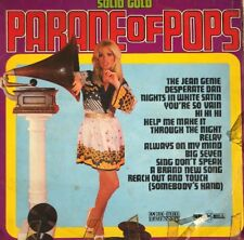 """Solid Gold Parade Of Pops Volume 6 12"""" LP in G condition"""