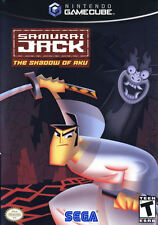 Samurai Jack: Shadow of Aku NGC New GameCube