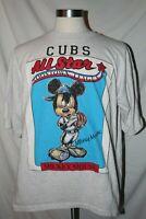Mickey Mouse Toontown League Allstar Short Sleeve Single Stich Shirt 2XL