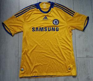 "Chelsea 2008/2009 Third Adidas ""L"" Shirt Jersey Trikot Camiseta"