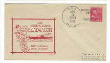 VEGAS - 1939 USA Submarine Launch SeaDragon, Groton, CT - DZ102