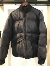IZOD LACOSTE DOWN WINTER JACKET SIZE 54 LARGE BLACK