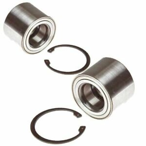For Iveco Daily Mk3 2000-2006 Front Wheel Bearing Kits Pair
