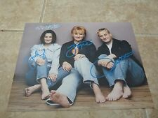 The Martins Christian Band Signed Autograph Live 8.5x11 Photo PSA Guarantee READ