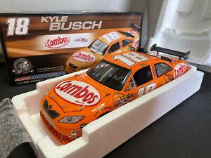Action 1/1,416 Kyle Busch #18 Combos 2008 Toyota Camry 1/24 Diecast NASCAR