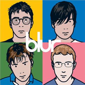 Blur - Blur: The Best Of Album Cover Poster Giclée Print