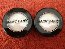 TWO MANIC PANIC OPALESENT GLAM DUST Body Eye Glitter Powder-also for nails-White