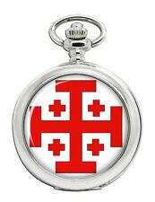 Jerusalem Cross (Holy Sepulchre) Pocket Watch