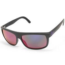 Dragon Wormser 720-2228 Matte Black/Red Mirror Men's Sport Sunglasses