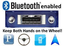 Bluetooth Enabled '64-66 Suburban 300 watt AM FM Stereo Radio iPod, USB inputs