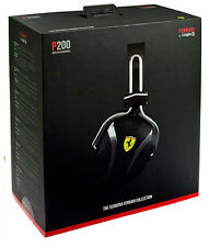 Scuderia Ferrari by Logic3 P200 Black On Ear Headphones