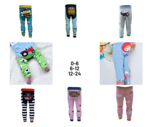 Powell Craft Leggings assorted designs 0 6, 6 - 12  mths 1-2 years