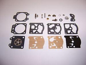 Vergaser Membran+Reparatursatz passend Dolmar 100 102 PS330 340 400 (Walbro) neu