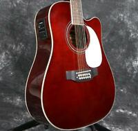 Starshine Top Quality 12strings  Electric Acoustic Guitar With Fishman Pickups