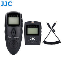 JJC Wireless Timer Remote Control for Nikon Z7 Z6 D7500 D7200 D5600 D750 P1000