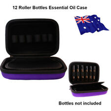 For doTERRA Essential Oil EVA Storage Case Fit 12 Slots 10ml Portable Travel Box