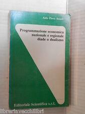 PROGRAMMAZIONE ECONOMICA NAZIONALE E REGIONALE DIADE O DUALISMO Aldo Piero Amati