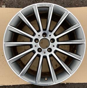 Mercedes CLS W218 AMG Rear Single Alloy Wheel A2184011200 9.5Jx19H2 ET48