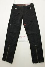 Zuelements (Cod. U249) Tg43  W29 L34  jeans usato nero