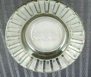 Eldorado Hotel Casino Reno Nevada Vintage Smoked Glass Ashtray Collectible