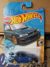 Hotwheels 2020 - Subaru Impreza WRX STI 22B [BLUE] VHTF NEAR MINT