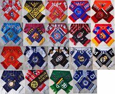 soccer football club team scarf neckerchief european american au tw