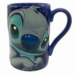 Collectable Lilo & Stitch Mug - I Am So Naughty - Disneyland - Large Size - 13cm