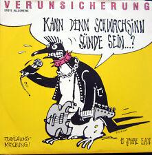 Single / ERSTE ALLGEMEINE VERUNSICHERUNG / EAV / AUSTRIA / RARITÄT /