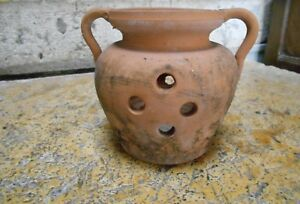 Vintage FRENCH TERRACOTTA  PLANTER jardiniere