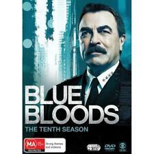 Blue Bloods - Season 10 (Dvd,2020) Region 4