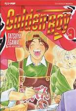 JP0365 - Manga - J-Pop - Golden Boy 9 - Nuovo !!!