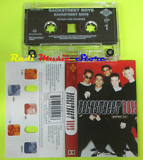 MC BACKSTREET BOYS omonimo 1996 JIVE HOLLAND 7243 8 42550 4 6 no cd lp
