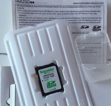 Schneider electric hmizsd4g Carte mémoire SD HC 4 GB magelis GTO HMI PLC PL7