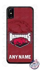 Arkansas Razorbacks College Football Logo Phone Case Cover For iPhone Samsung LG