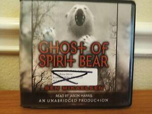 Ghost of Spirit Bear Ben Mikaelsen Audiobook 3 Audio CDs Complete & Unabridged