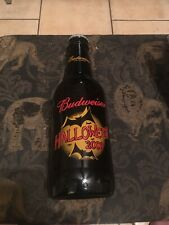 Budweiser Giant Halloween 2000 Collectible Bottle