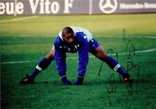 ROBERTO CARLOS - Signed Colour photograph