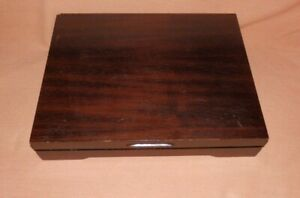 Lovely antique wooden box
