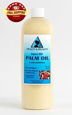 PALM OIL RBD ORGANIC CARRIER COLD PRESSED PURE 16 OZ