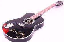 Elvis Presley Acoustic Miniature Guitar + FREE Mystery Guitar