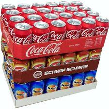 "SchwipSchwap,Spezi & Coca Cola je 24 x 0,33l Dose XXL-Paket ""72 Dosen total"""